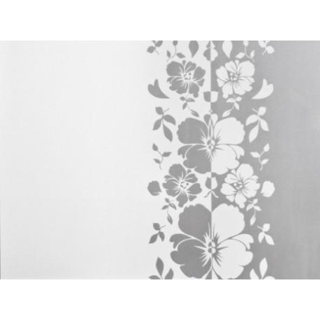 Mdf pg18mm sarmasik silver flower 1504
